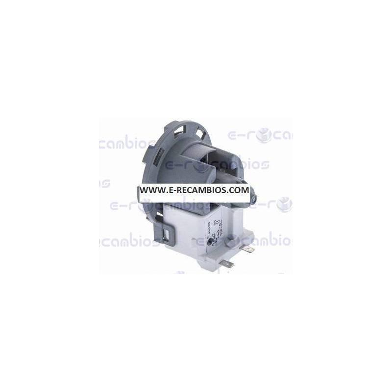 BOMBA DESAGUE LAVADORA STANDAR HANYU 9010209 35W BAYONETA UNIVERSAL